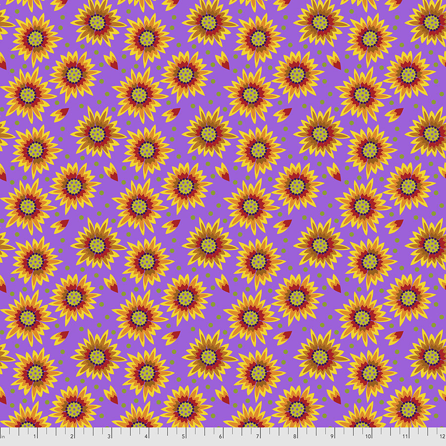 Flower Shower - Purple