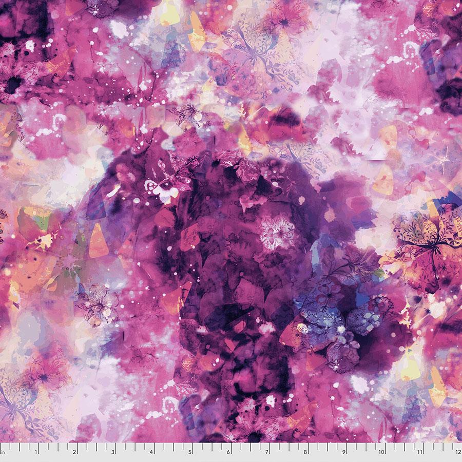 Cosmic Clover - Raspberry
