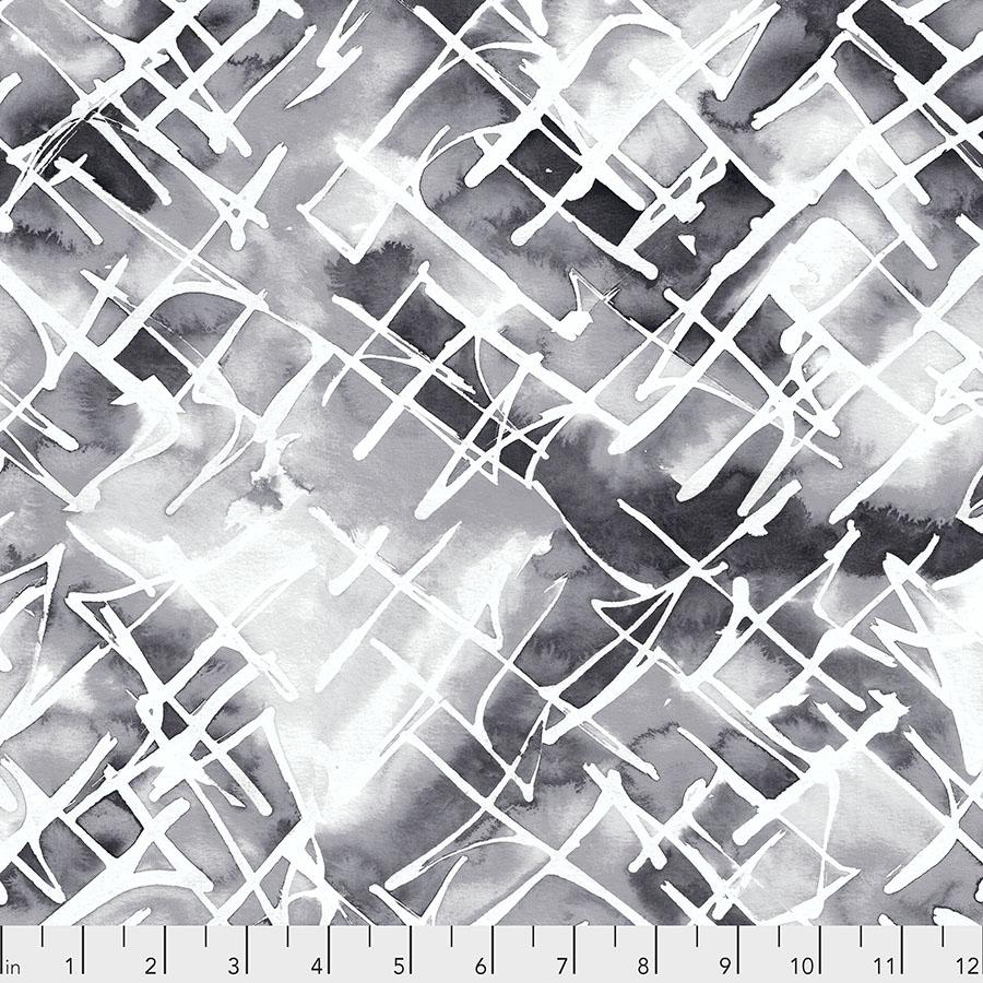 Tango - Black Dance Moves, Free Spirit Fabrics by Katie Pasquini Masopust