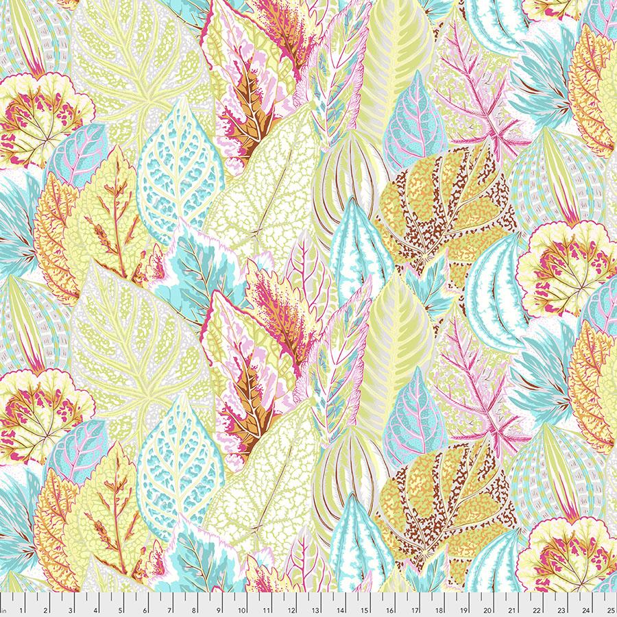 Coleus in Gray - Kaffe Fassett Collective by FreeSpirit Fabrics