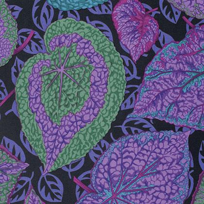 Big Leaf - Purple