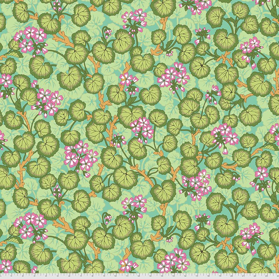 Climbing Geraniums - Green