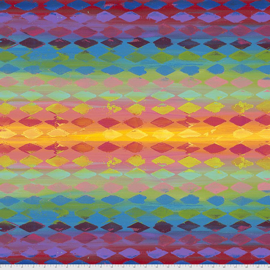 PWSP020.MULTI Harlequin Pizzazz Sue Penn FreeSpirit Fabrics