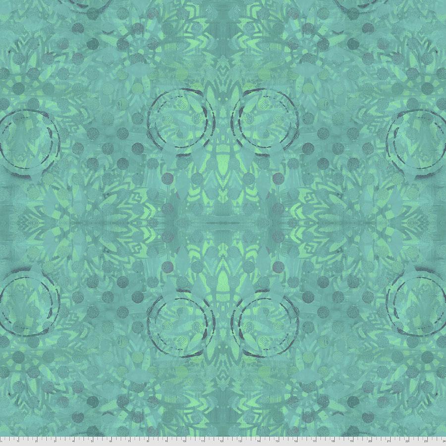 Medallions - Aquamarine