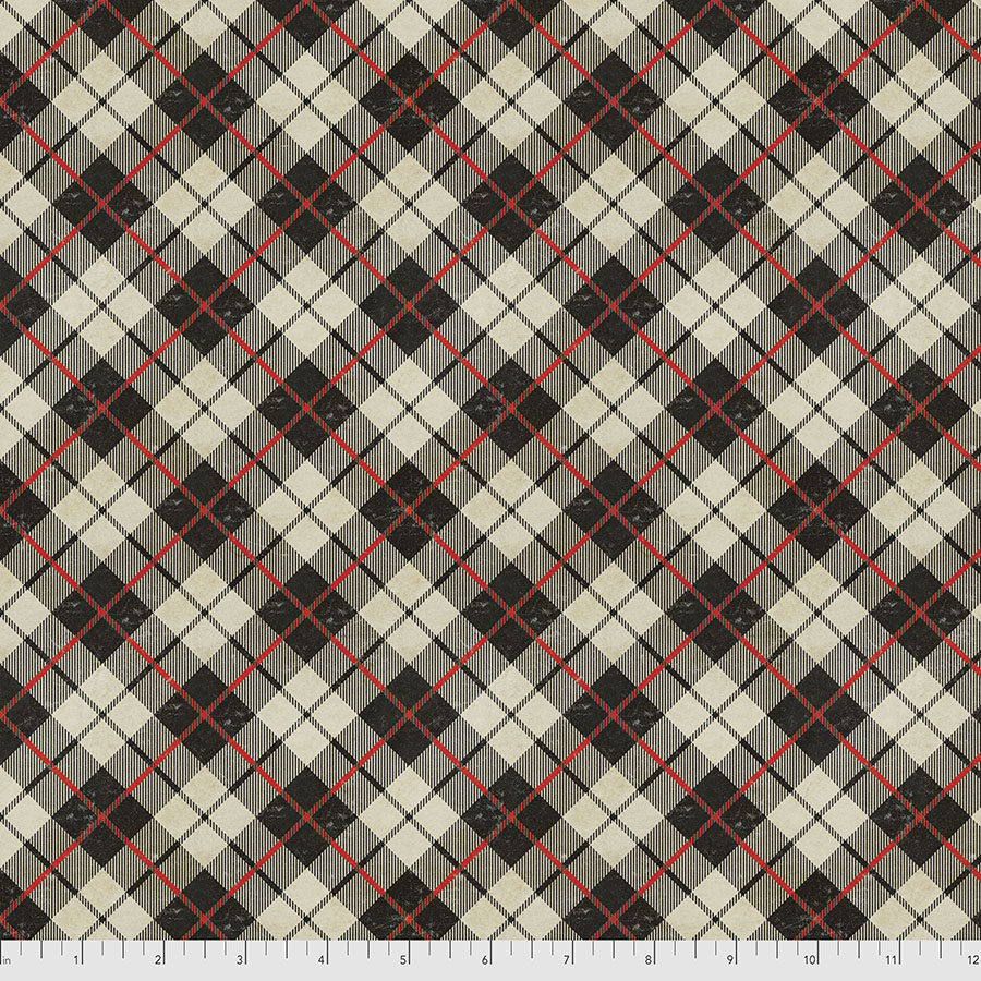Christmastime Holiday Plaid - Neutral PWTH167.NEUTRAL