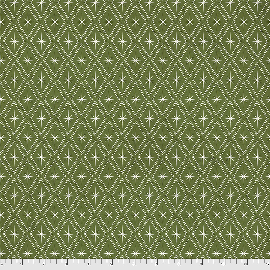Christmastime Sparkle - Green PWTH171.GREEN