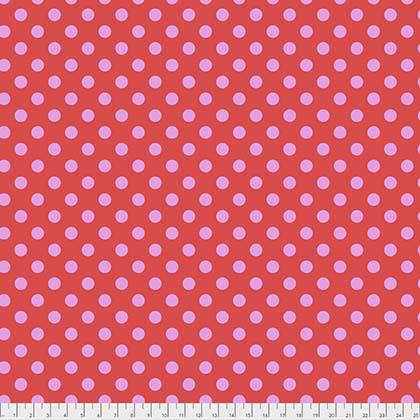 Tula Pink Pom Poms - Poppy