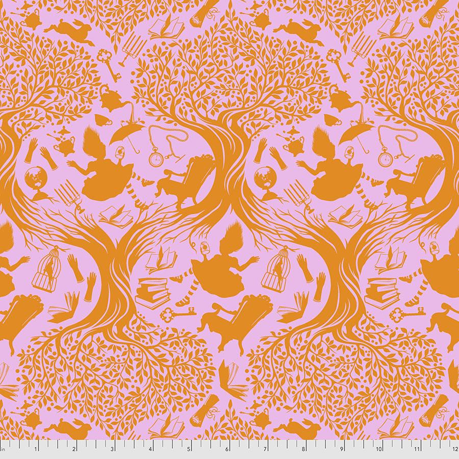 Curiouser - Down the Rabbit Hole - Wonder
