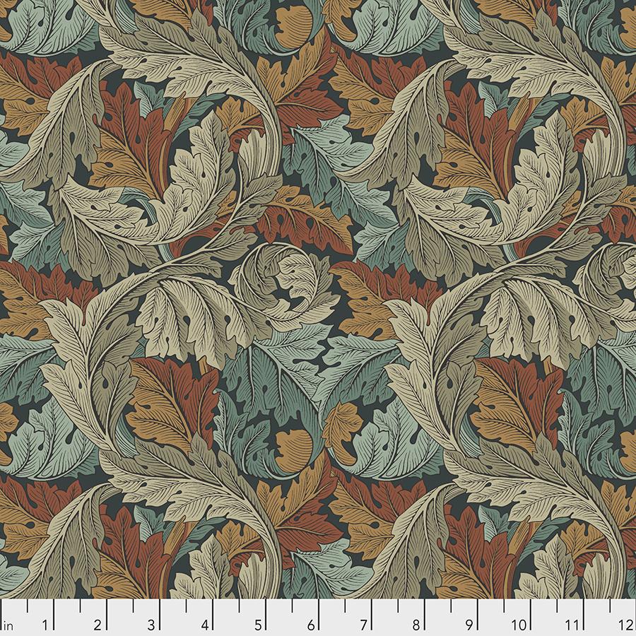 Morris & Co. Standen - Acanthus - PWWM027-Dusk