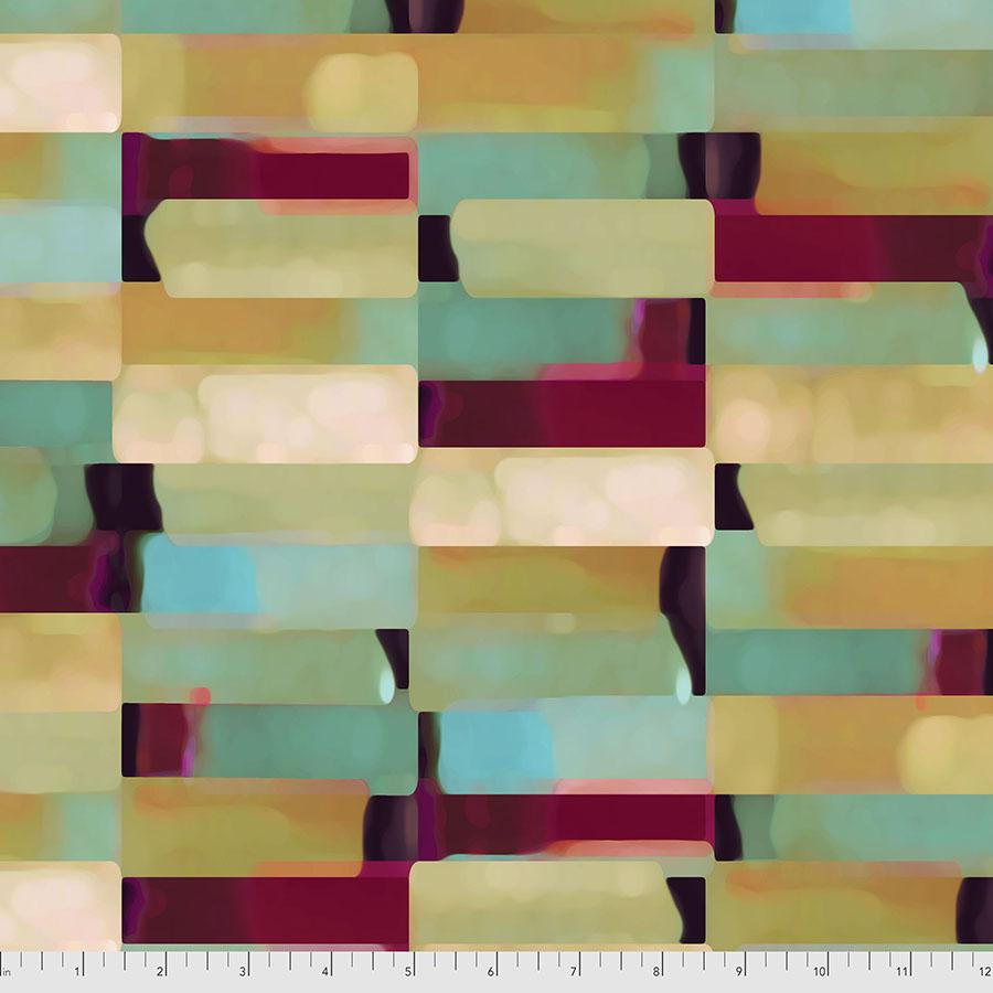 PWWR014.GAYA Strata | Madison One Collection | William Reue for FreeSpirit Fabrics