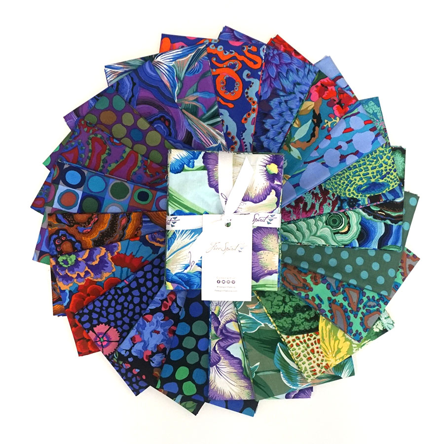 Kaffe Fassett August 2020  Fat Quarter Bundle