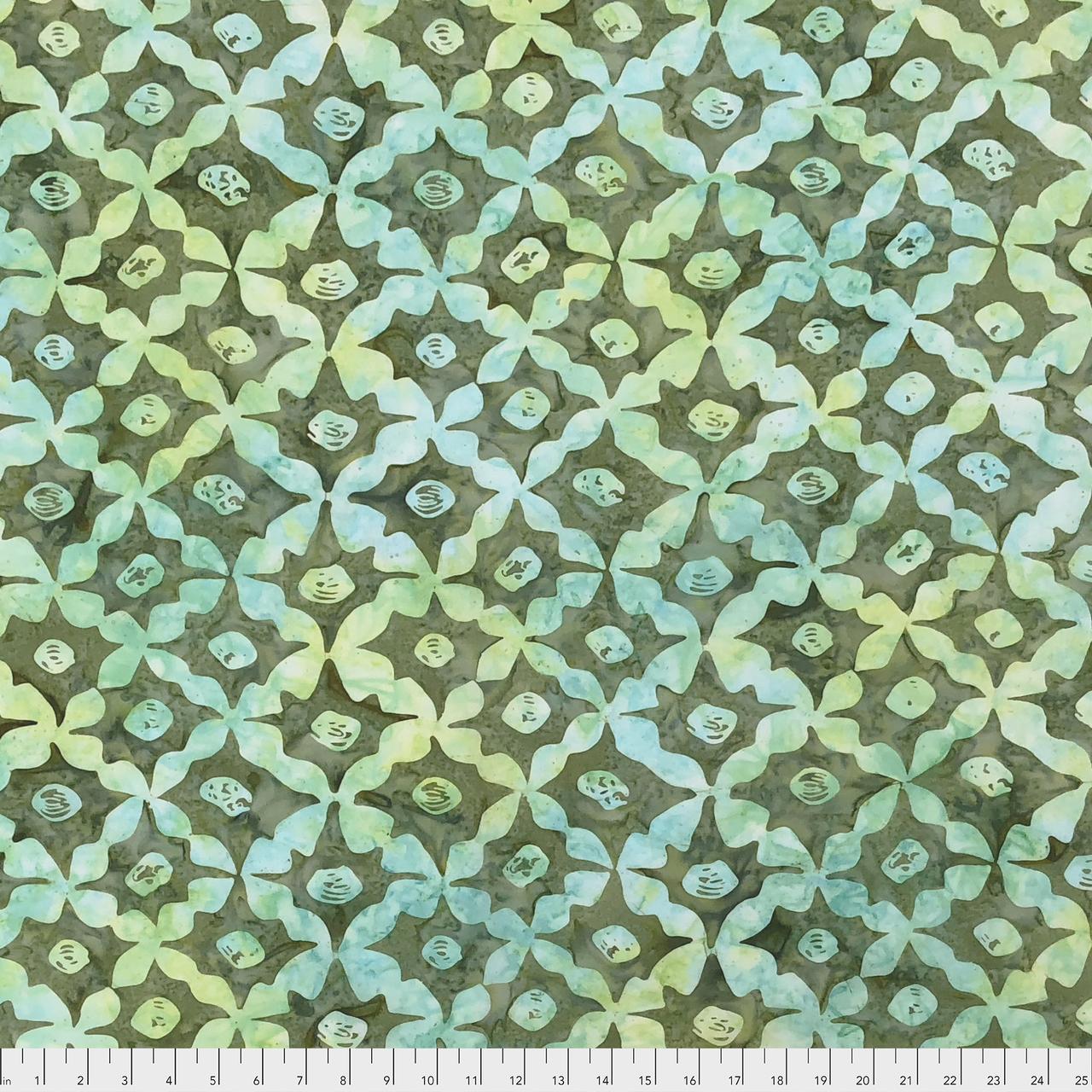 Artisan Batik - Stars - Sage