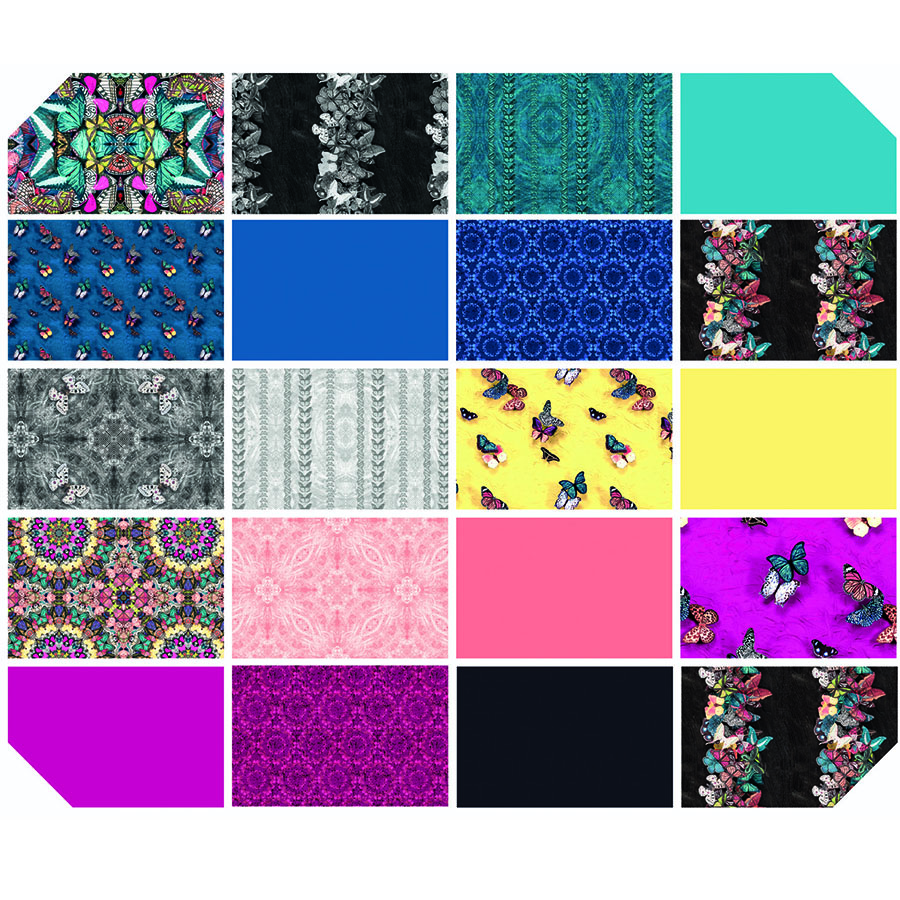 Chrysalis - 20 Fat Quarter Bundle