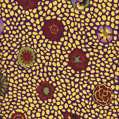 Kaffe Fassett Guinea Flower Yellow GP59.YELLO