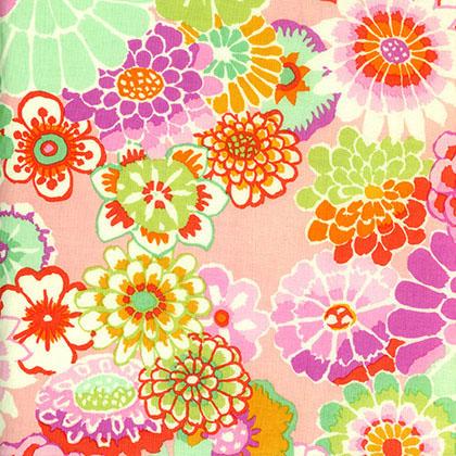 Asian Circles - Pink