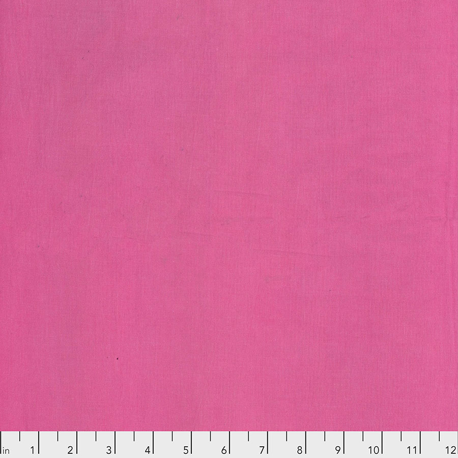 HC Cottons - Peony Pink  Solid by Free Spirit Fabrics