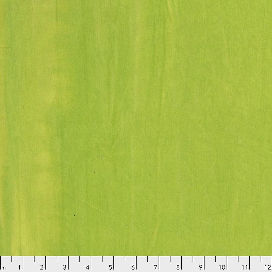HC Cottons - Peridot Green  Solid by Free Spirit Fabrics