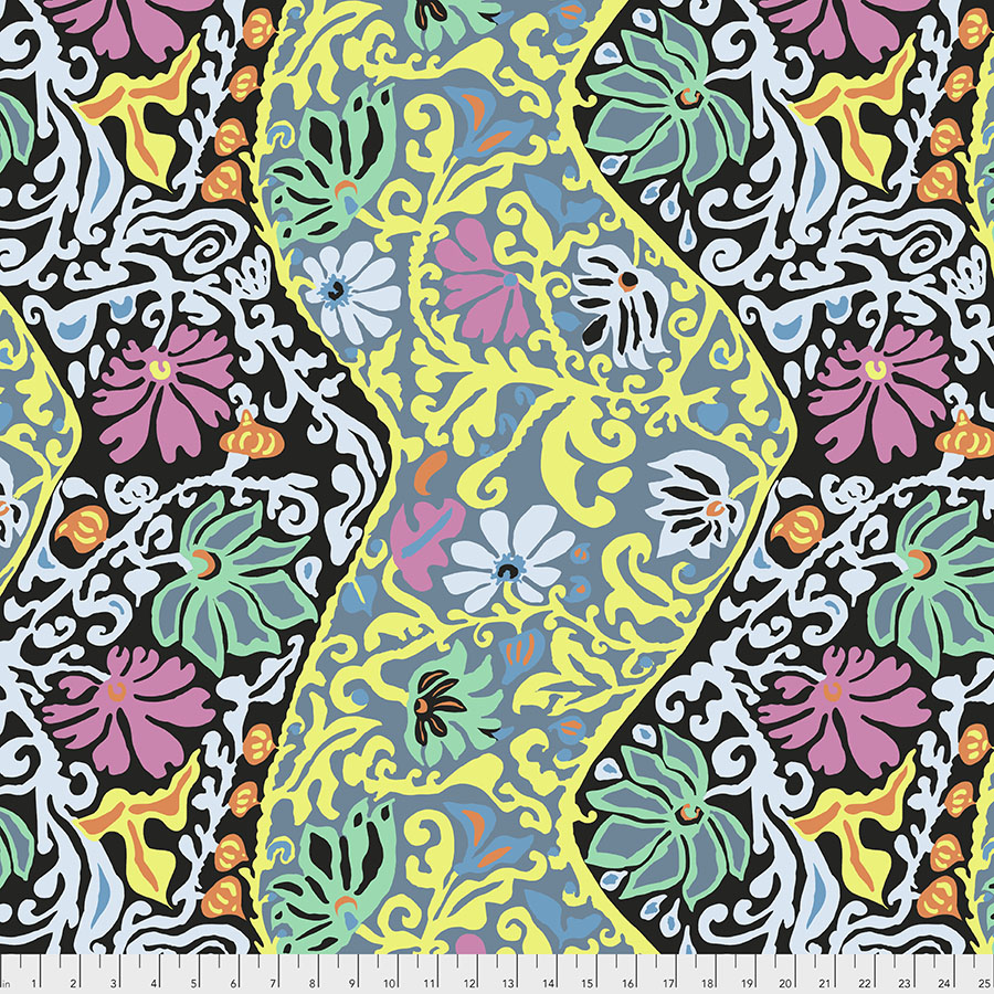 KF-Bali Brocade Contrast