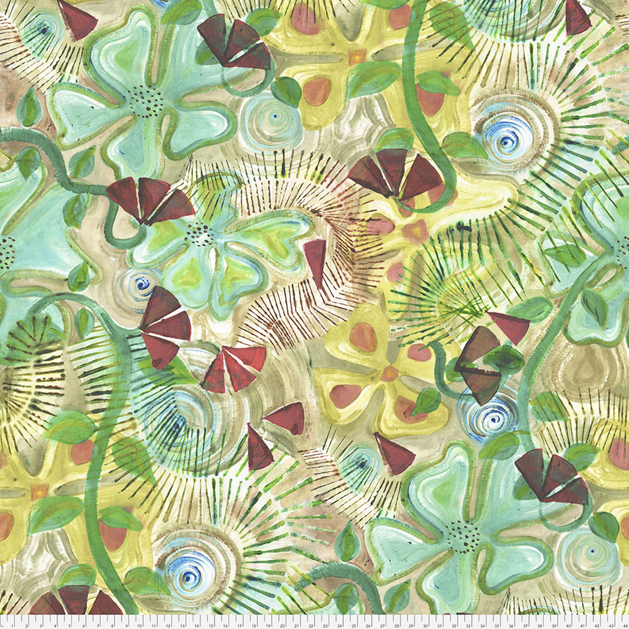 Art Excursion - Drifting Petals - PWDB001