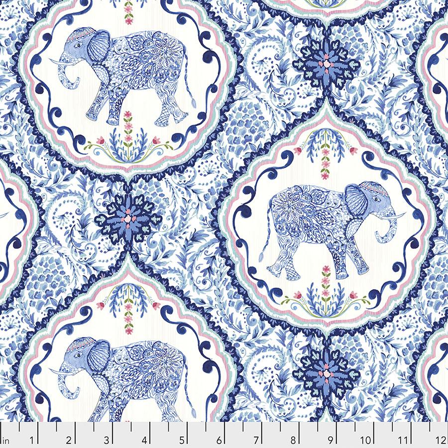 Ganesha Garden Kaya - Blue