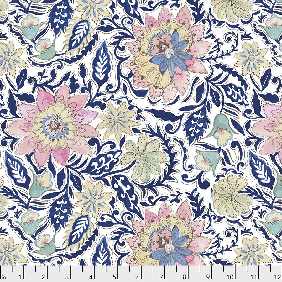 Ganesha Garden Lotus - Blue