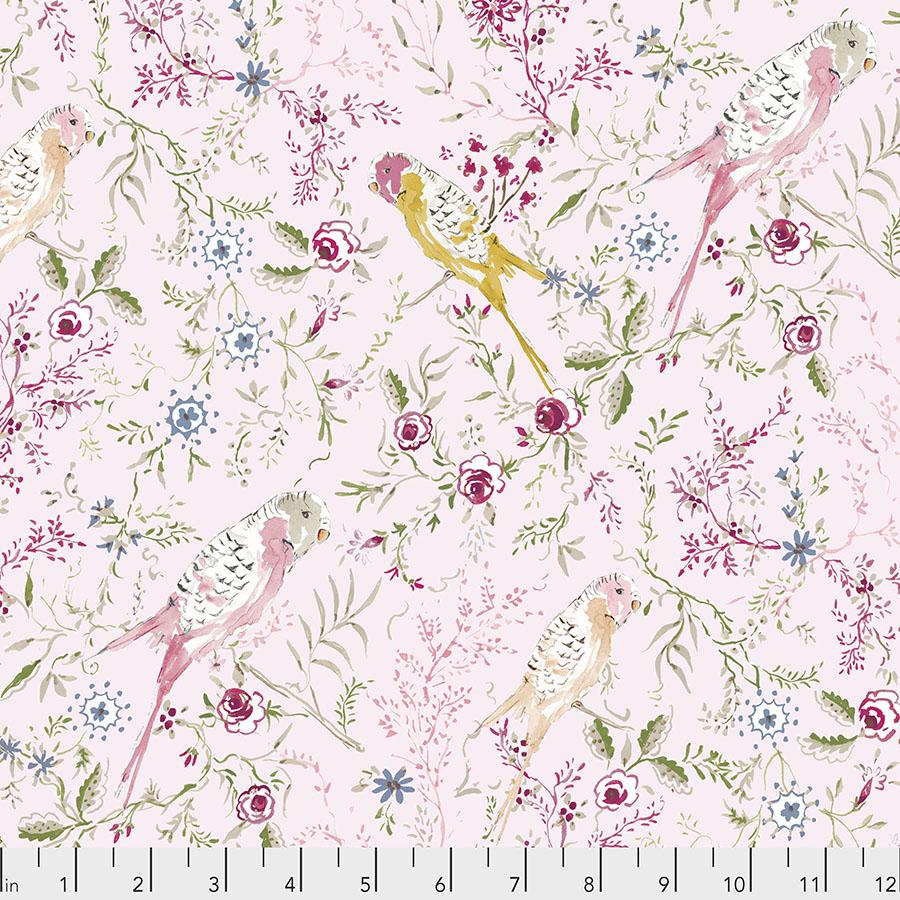 Parakeet Park - Pink