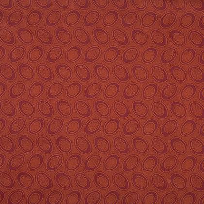 Kaffe Fassett- Aboriginal Dot, Pumpkin