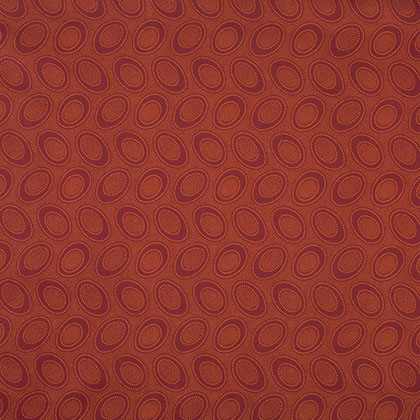 KF-Aboriginal Dot Pumpkin