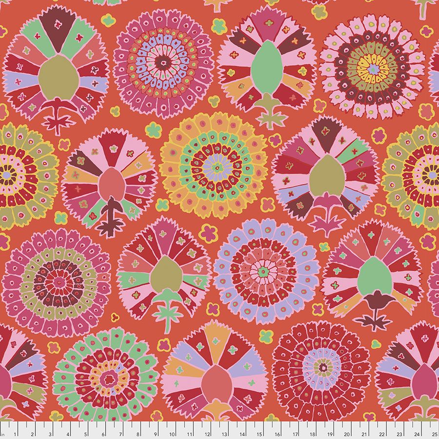 Kaffe Fassett Turkish Delight - Red