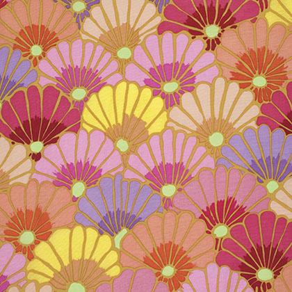 Kaffe Fassett Thousand Flowers - Pink