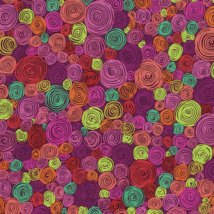 Kaffe Fassett Collective - Rolled Paper - Red
