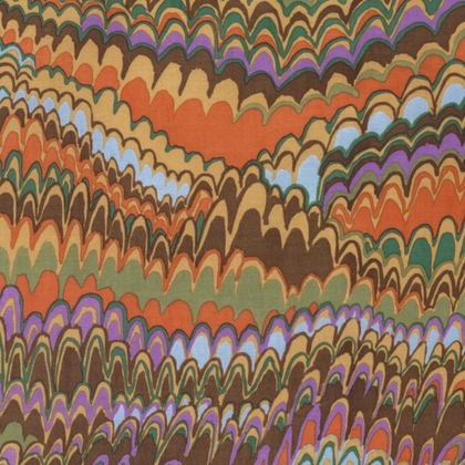 End Papers in Brown - Kaffe Fassett Collective by FreeSpirit Fabrics