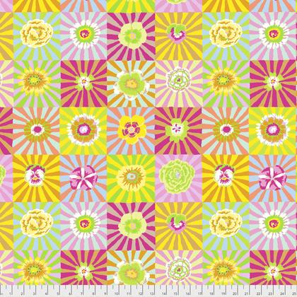 Sunburst GP162 Yellow