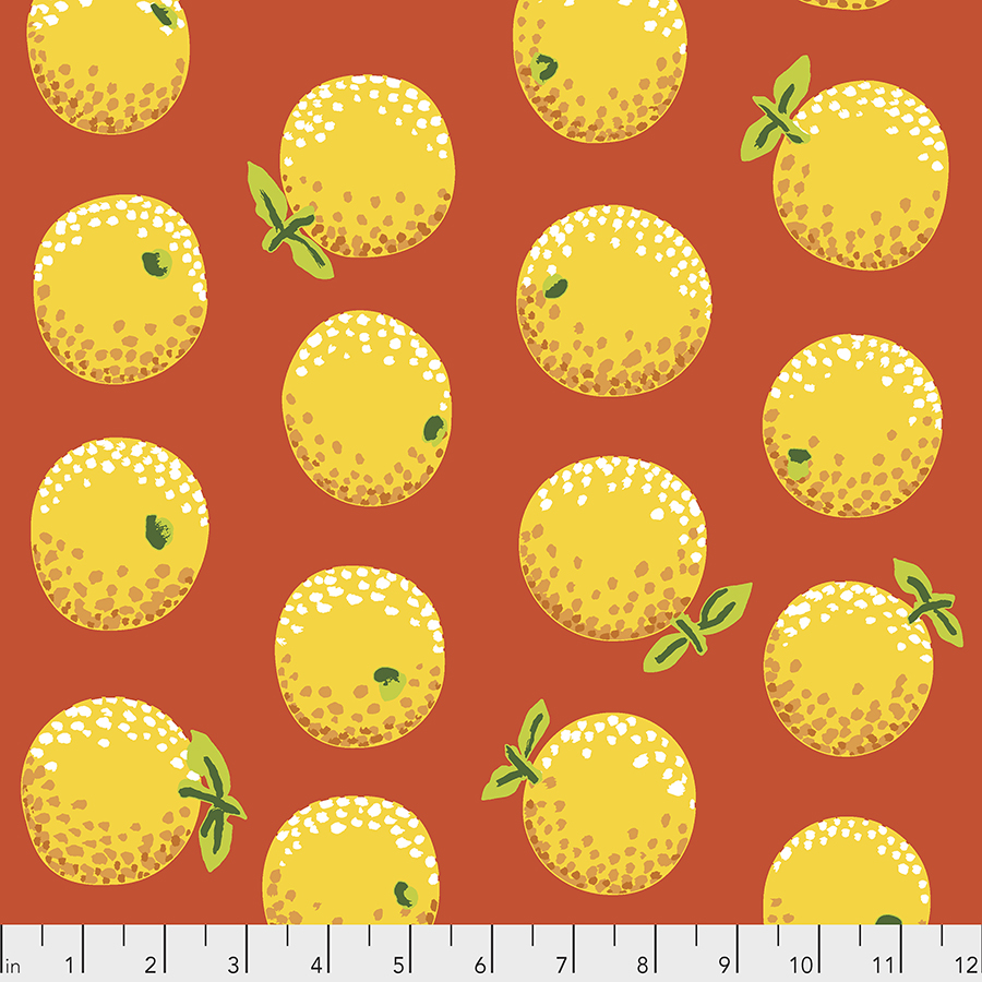 Oranges - Yellow