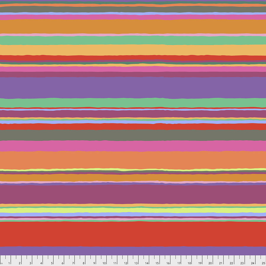 KF 2-2020 Promenade Stripe - Hot