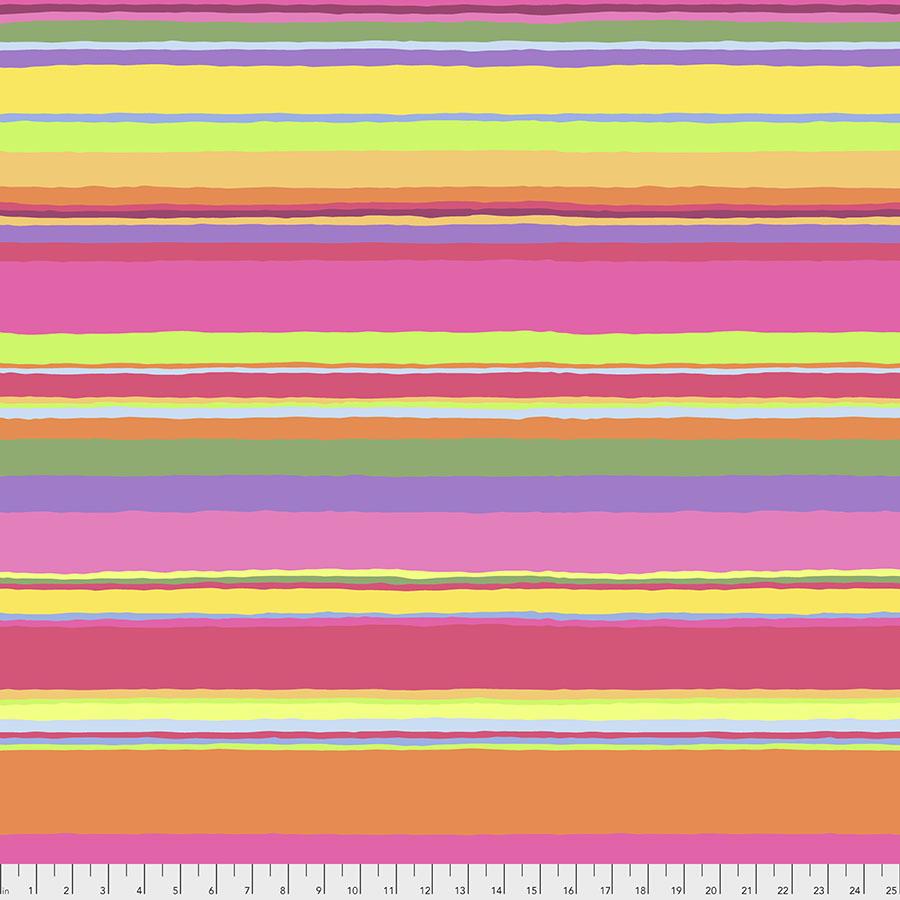 KF 2-2020 Promenade Stripe - Sunny