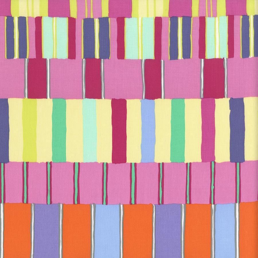 Artisan - Layered Stripe - Pink