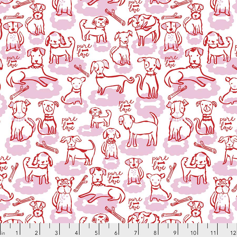Bone Clouds - Pink