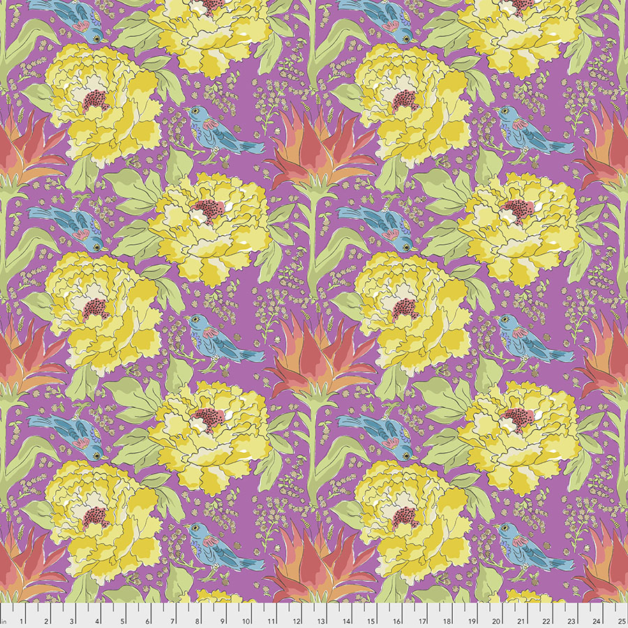 FS - Color Fusion - Bird of Paradise - Violet