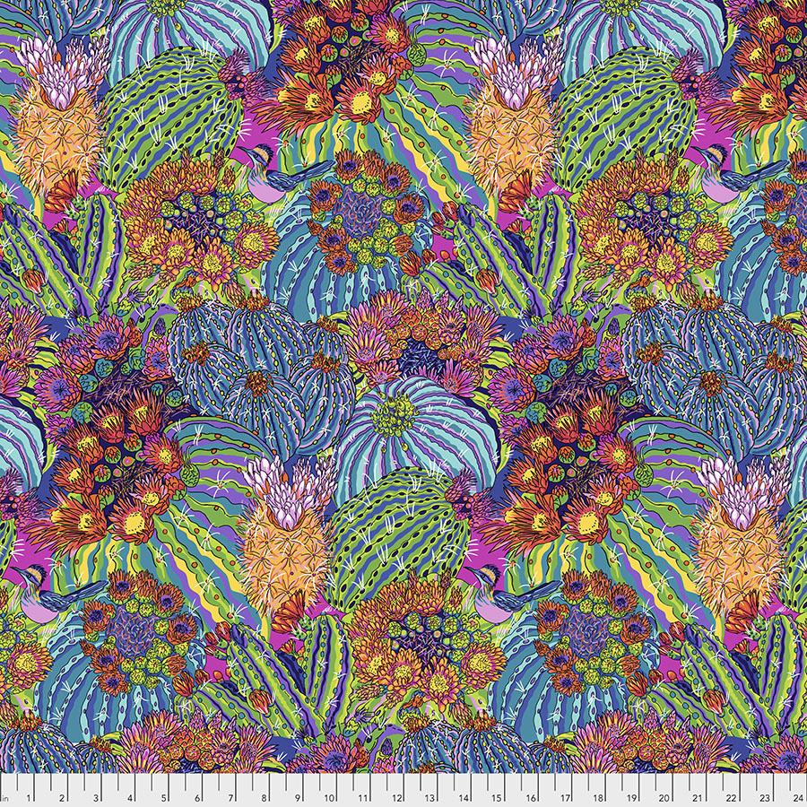Calico Horses - Barrel Cacti<br>Multi - PWLT007