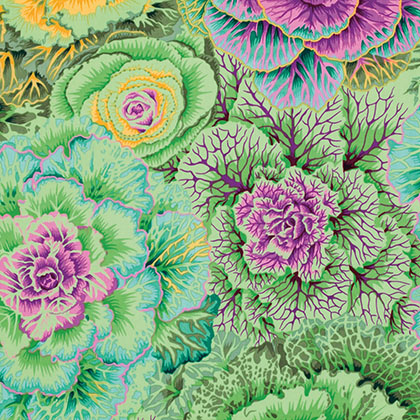 Kaffe Fassett Collective By Philip Jacobs - Brassic PWPJ051.Moss
