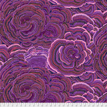 Tree Fungi - Purple