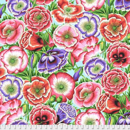 Kaffe Fassett | Poppy Garden - Pink