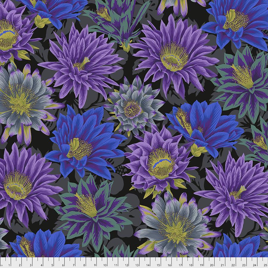 Cactus Flower - Black