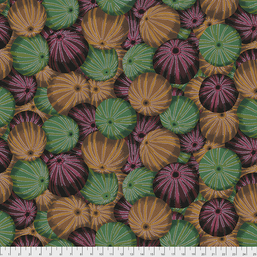 Kaffe Fassett Sea Urchins - Antique