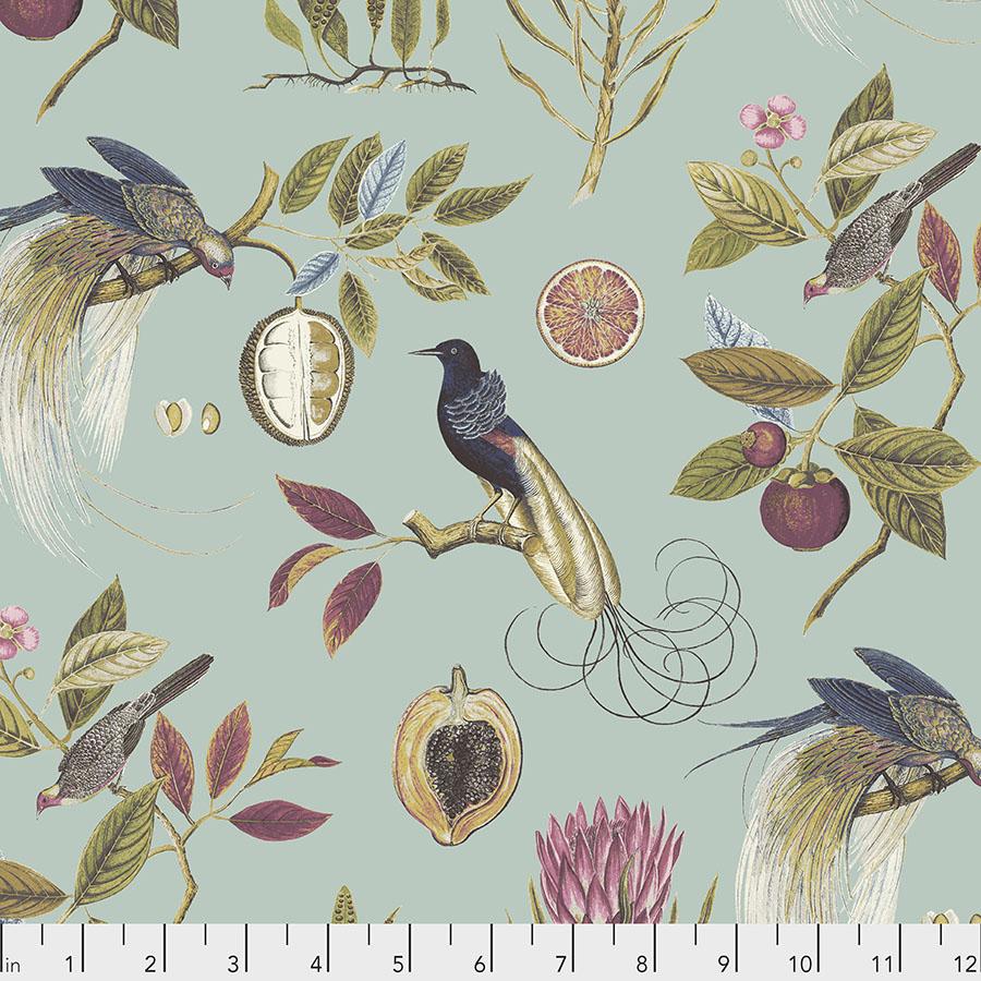 Paradesia - Garden Cashmere by Sanderson - PWSA011-GARDEN