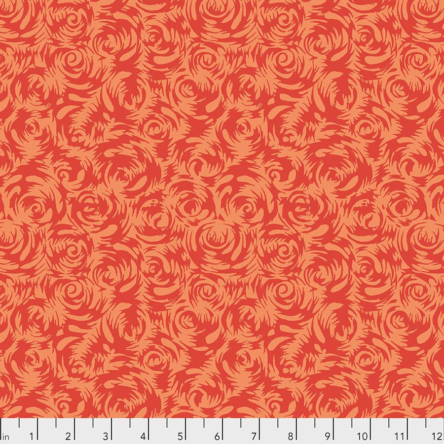 Silk Road Persian Rose in Orange