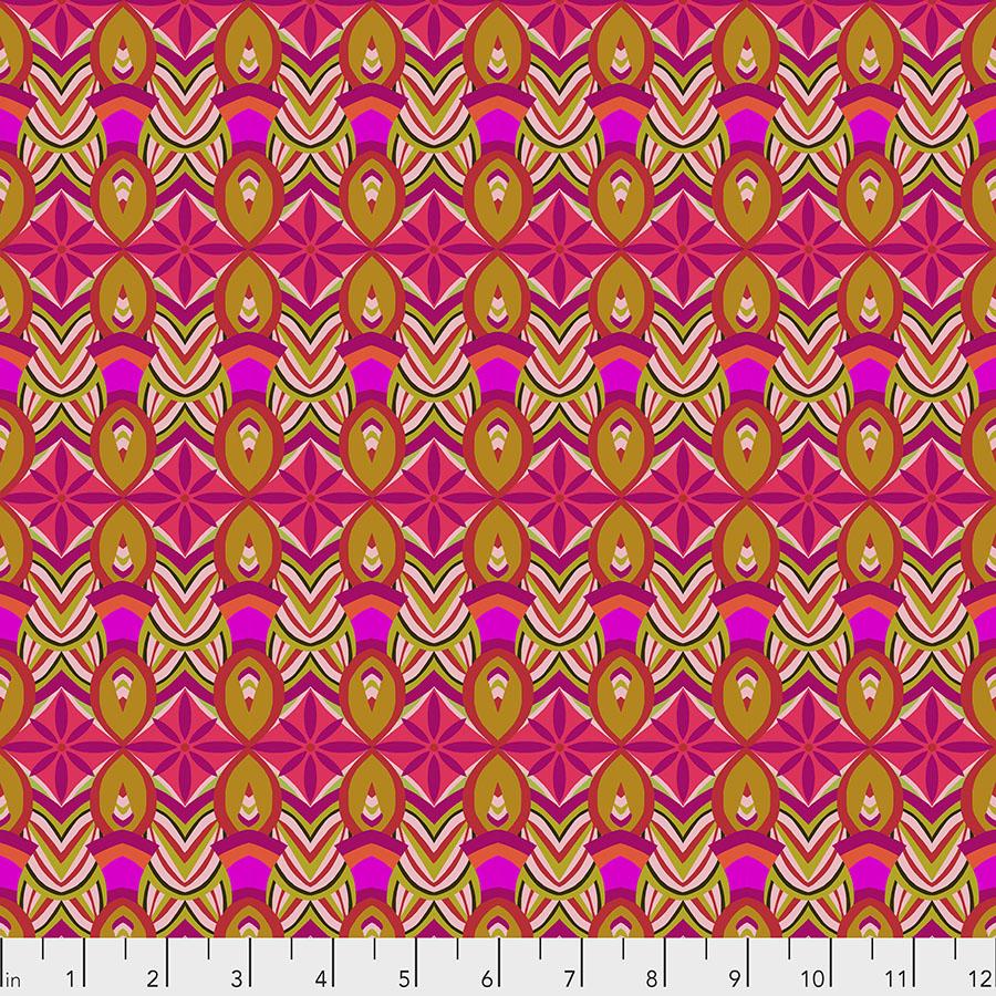 Vibrant Blooms - Flower Burst - Pink