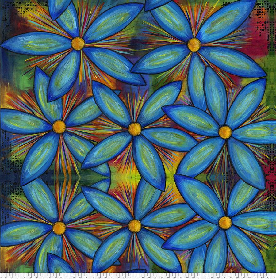 Blooms Azure