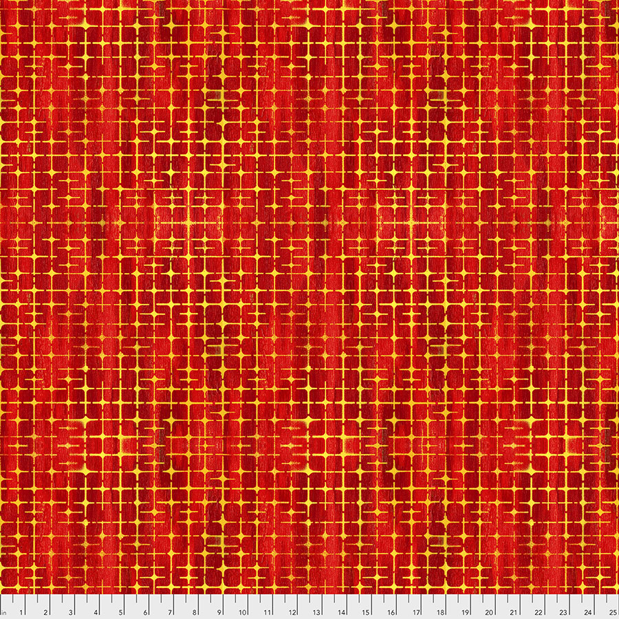 Garden Brighter Weave- Apple